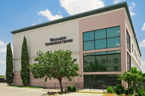 Image of the hotel's Williamson Conference Center
